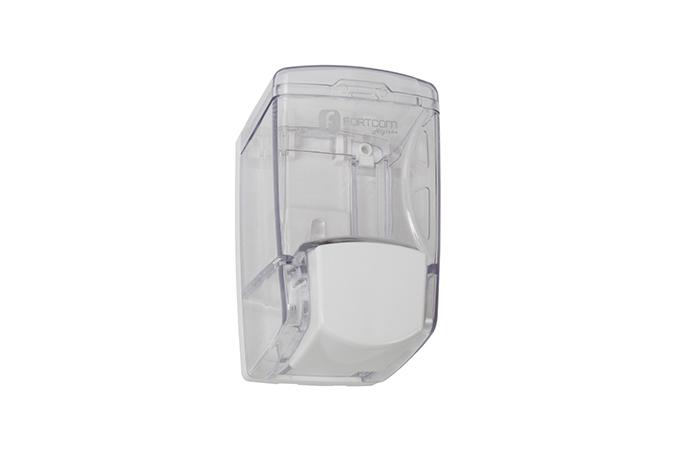 Saboneteira Box Cristal LICL400